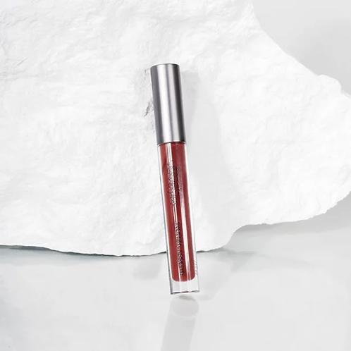 Glossy Venom Hydrating Lip Gloss Madara - Vegan Red