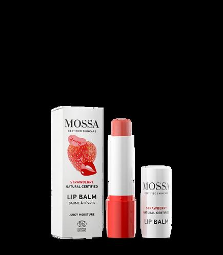 Lip Balm - Lippenpflege Erdbeere