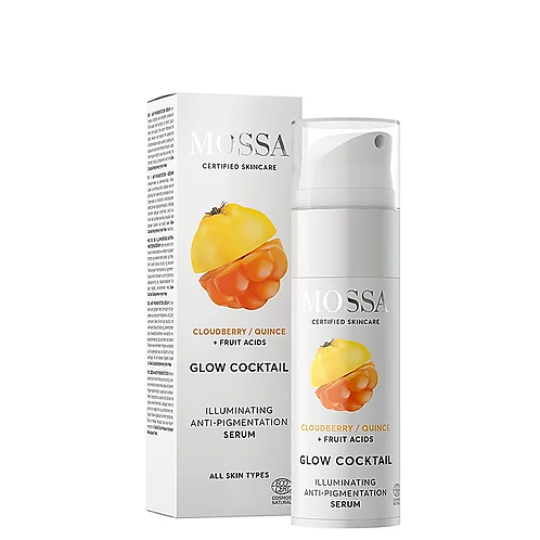 MOSSA GLOW COCKTAIL Anti Pigmentation Gesichtsserum