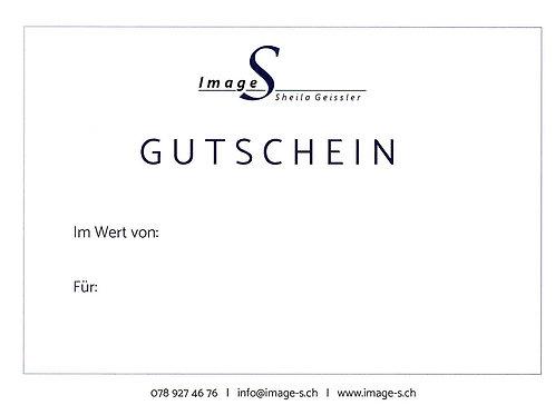 Gutschein - ab CHF 20.00