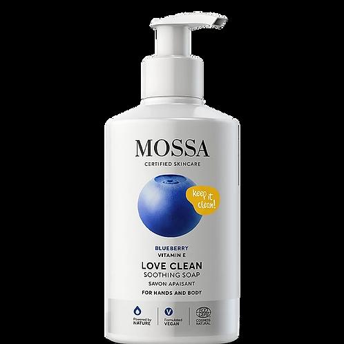 Natürliche Hand- und Körperseife, Mossa Cosmetics