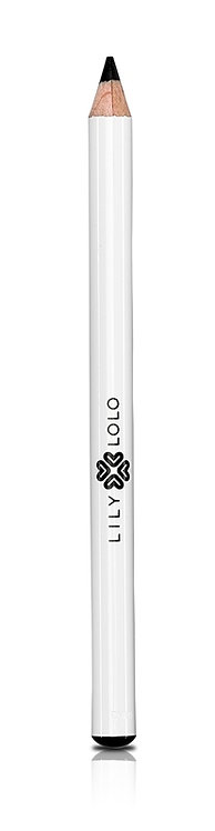 Kajal: Lily Lolo Cosmetics Natural Eye Pencil - Schwarz