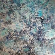 BlueGreyTurq 60x60  €175_