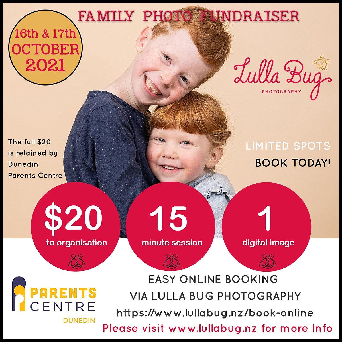 Dunedin Parents Centre Fundraiser