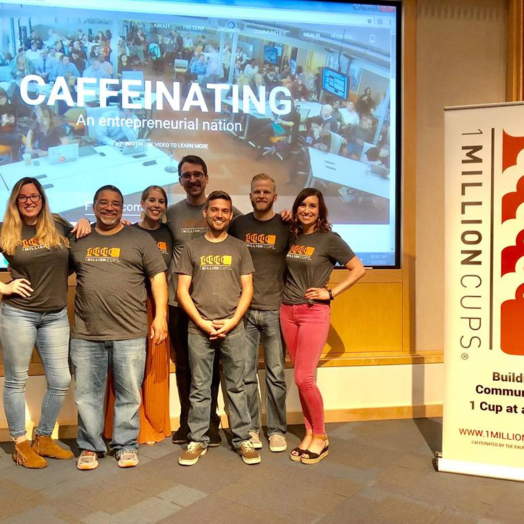 1 Million Cups Memphis - Every 2nd Wednesday