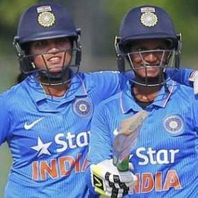 Deepti Sharma & Poonam Raut