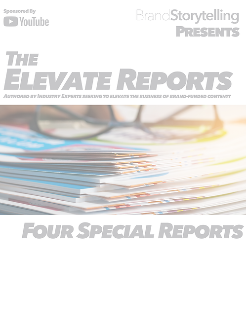 The Elevate Reports - DISCOUNT OFFER for all 4 reports