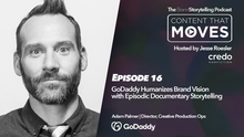 'Content That Moves' Returns! Ep. 16: A Conversation with GoDaddy's Adam Palmer