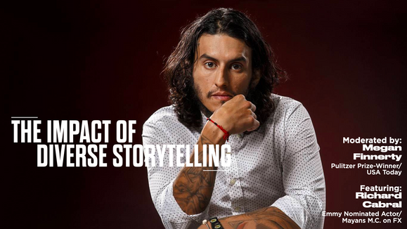 The Impact of Diverse Storytelling - with Richard Cabral and Black//Brown
