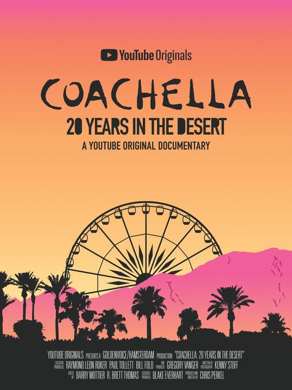 Coachella: 20 Years in the Desert - Q&A with Head of AEG Studios Raymond Roker