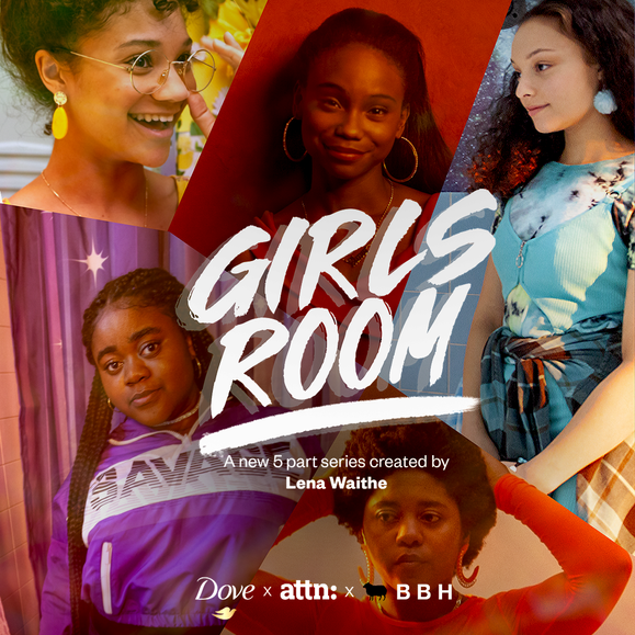 'Girls Room' MergesData and Storytelling For Ultimate Impact