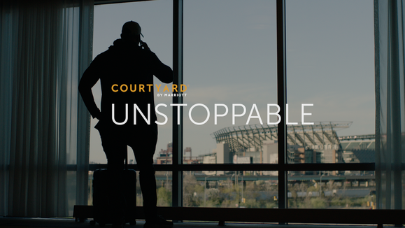 The Success of Courtyard, Unstoppable: Q&A with Executive Creative Director Marc Battaglia