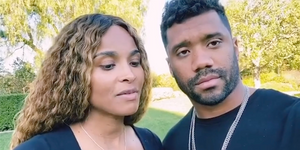 Russell Wilson and Ciara are part of the NFL's COVID-19 PSA, encouraging people to stay home