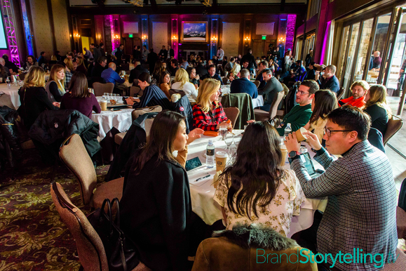 Brand Storytelling: Presentations and the ARC Awards at Stein Eriksen Lodge
