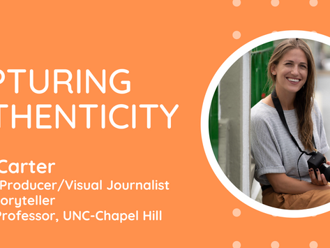 On Capturing Authenticity: Q&A with Visual Journalist Alicia Carter