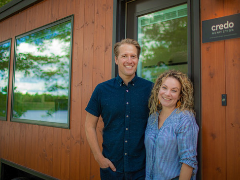 Storyfinding with Credo Nonfiction: Q&A with Partners Jesse & Jen Roesler