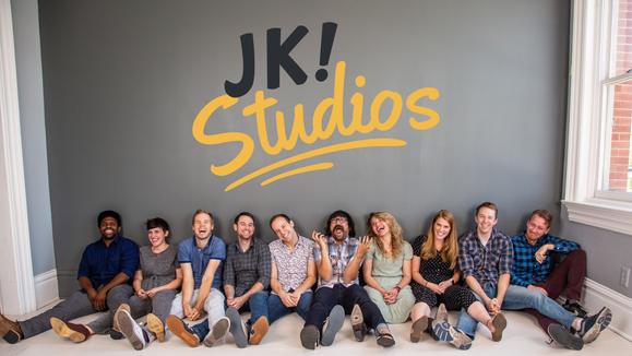 Make 'em Laugh: Q&A with JK! Studios CEO Stephen Walter