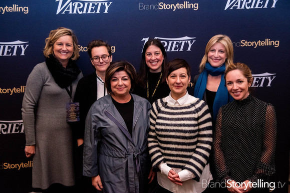Women in Entertainment:    Ushering in a New Era of Brand Storytelling