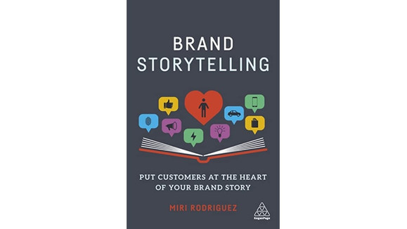 Getting to the Heart of Your Brand Story: Q&A with Author Miri Rodriguez