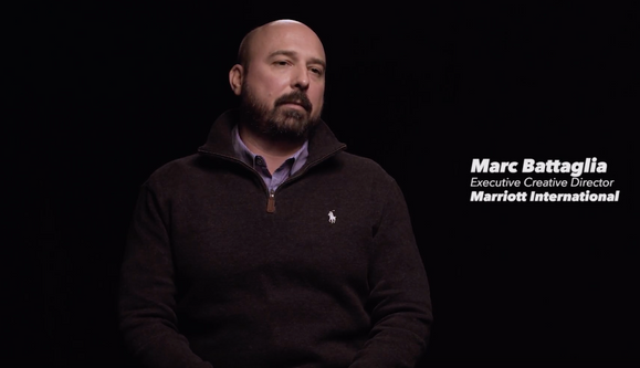 Meet the Brand Storytellers:  Q&A with Marc Battaglia, Executive Creative Director at Marriott I