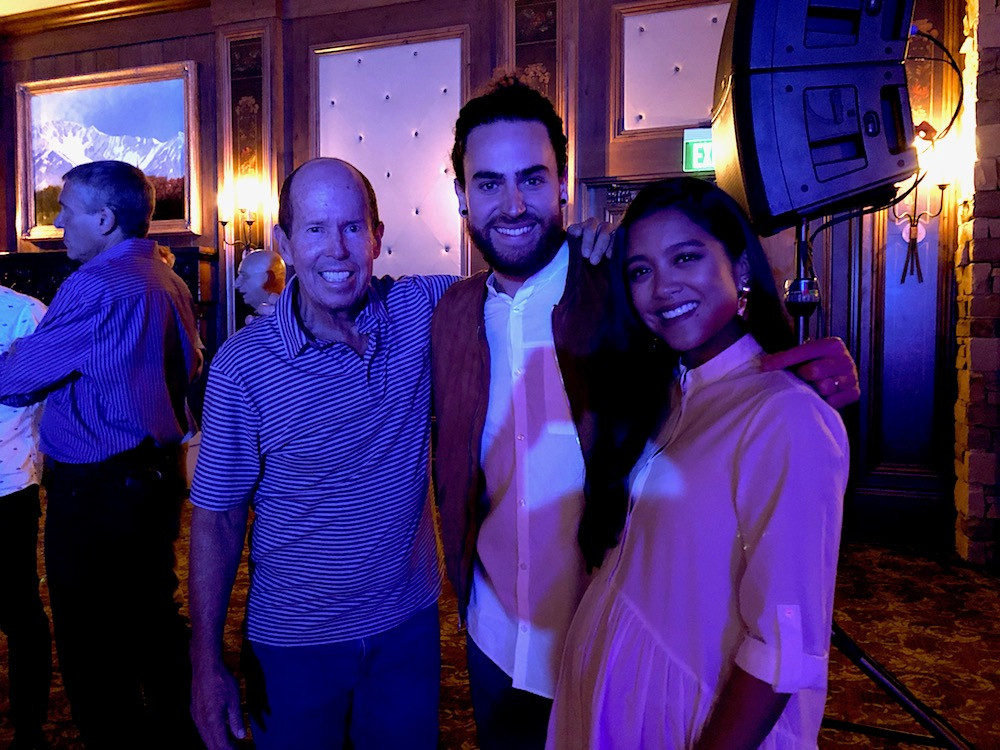Us the Duo with BrandStorytelling Founder Rick Parkhill