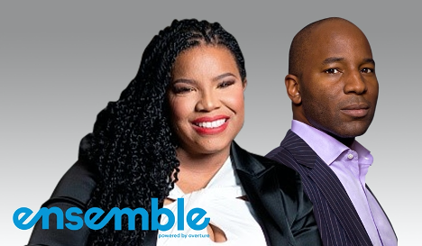 Get to Know Ensemble: Q&A with April Reign and Donnovan Andrews