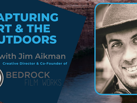 Capturing Art and the Outdoors: Q&A with Bedrock Co-Founder Jim Aikman