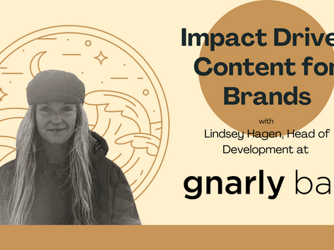 Impact Driven Content for Brands: Q&A with Director Lindsey Hagen