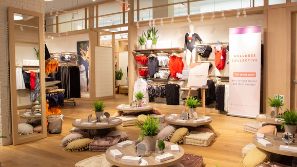 "Athleta and Well+Good Launch ""Wellness Collective"": Q&A with SVP of Creative and Strategy Adam O"