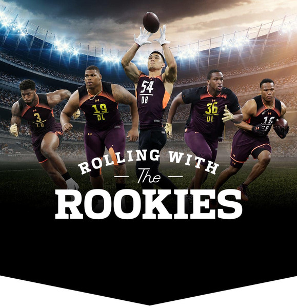 Rolling with the Rookies: Q&A with Creative Lead Jared Blitz