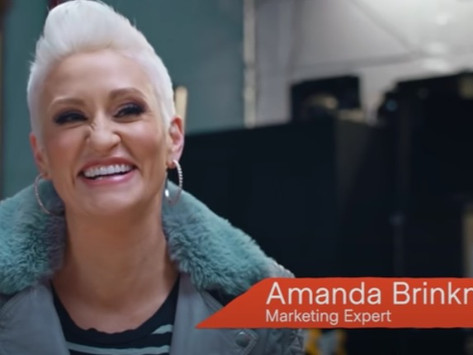 """""""Do Well by Doing Good"""" – A Conversation with Small Business Revolution Host Amanda Brinkman"""