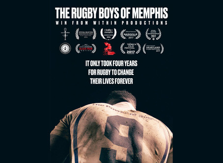 "Screening of 'The Rugby Boys of Memphis"" and Q&A with PepsiCo"
