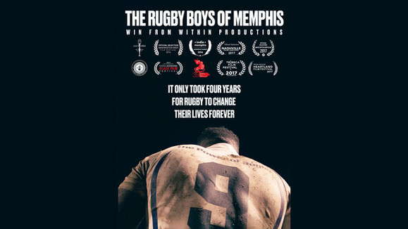 """Screening of 'The Rugby Boys of Memphis"""" and Q&A with PepsiCo"""