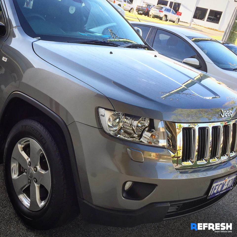 $69 for a full Jeep Cherokee Mobile Detail in Perth