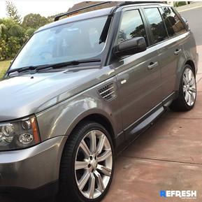 Range Rover Detailing Perth WA