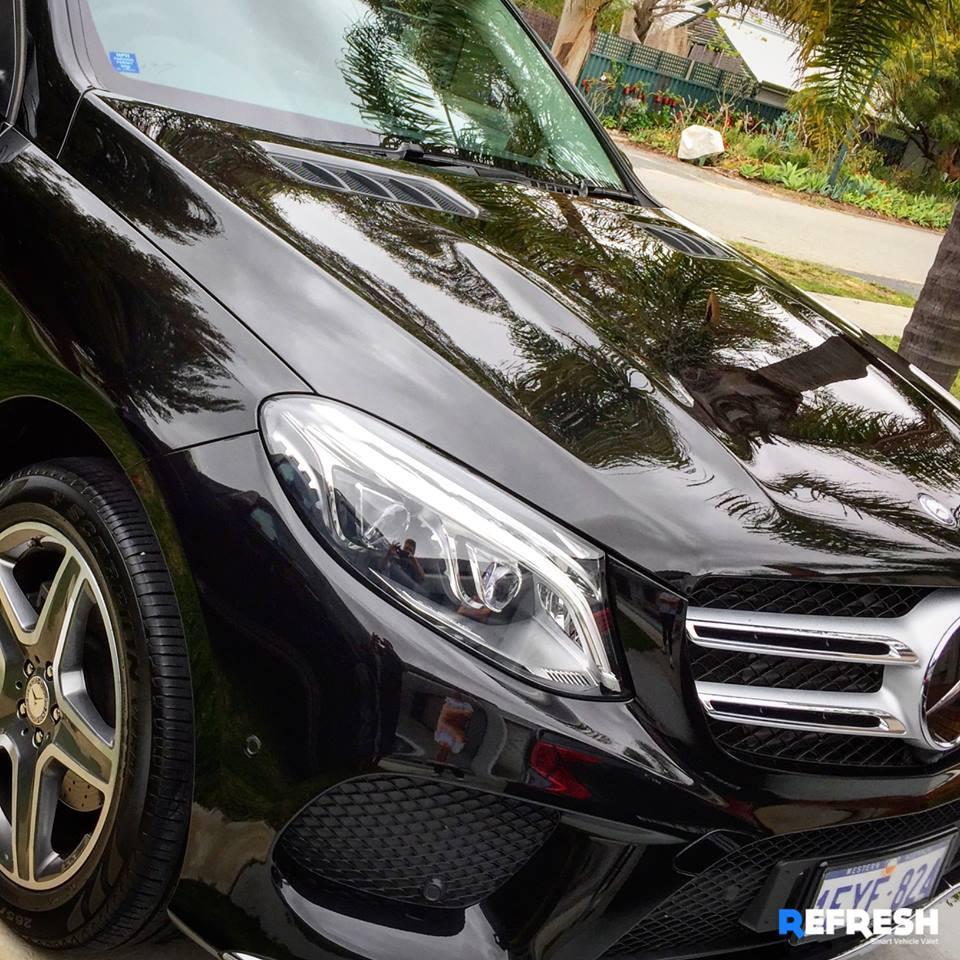 Mercedes Cheap Car Detailing Perth WA