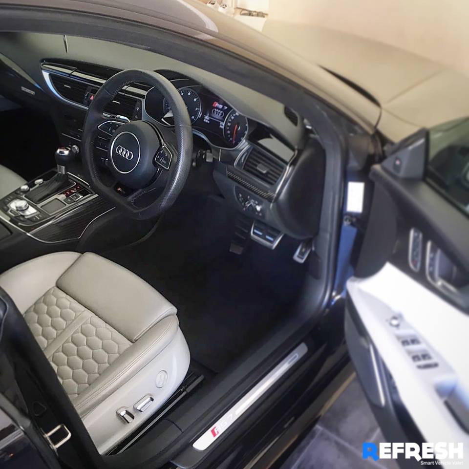 RS7 Audi Hand Carwash by Refresh