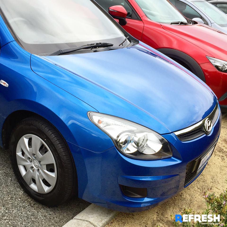Hyundai i30 Mobile Car Detail