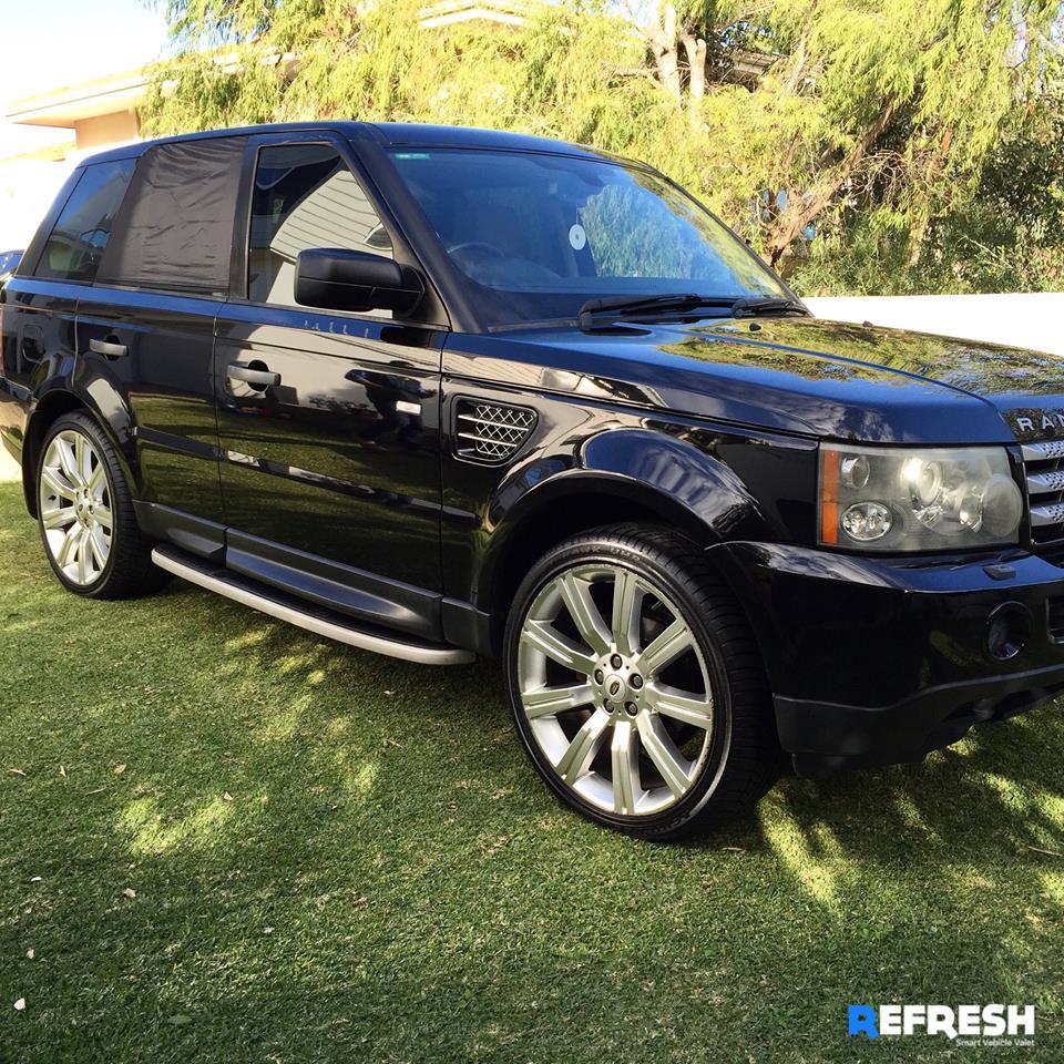 Range Rover Sport Car Detailing Trigg