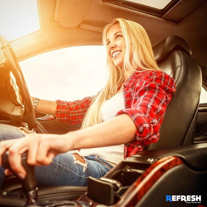 Car Wash South Perth WA Girl