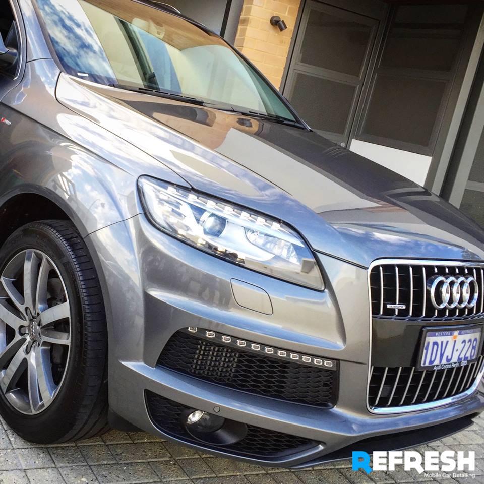 Audi Q7 Detailing in Perth WA