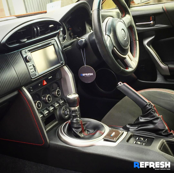 Detail for Car - Toyota 86 Interior by Refresh Valet