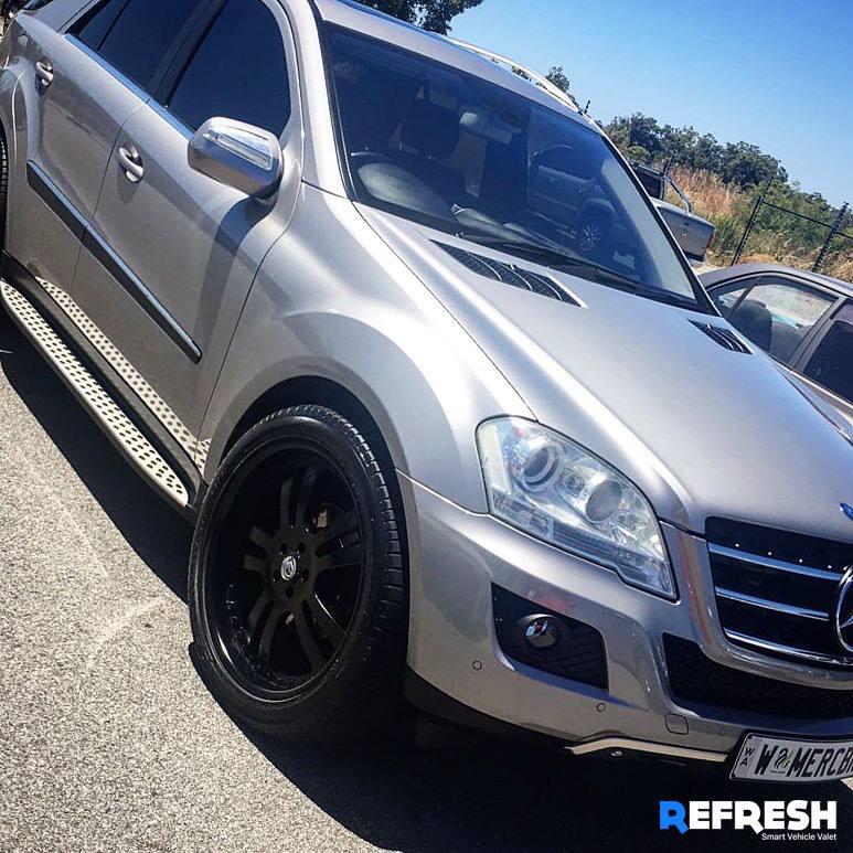 Mercedes ML350 Carwash Near South Perth - Refresh Valet