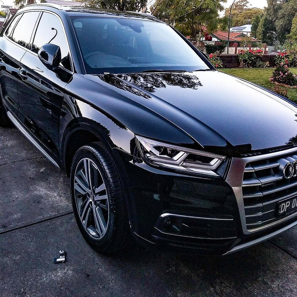 Audi Osborne Park Car Detailing
