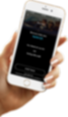 Mobile Car Detailing App Hand
