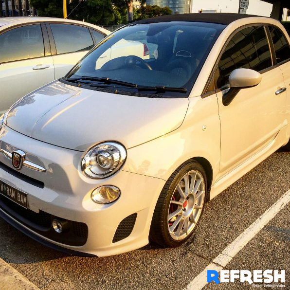 Fiat Mobile Car Detailing Canning Vale