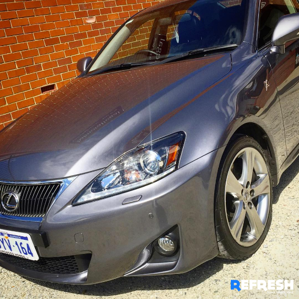 Professional Car Cleaning Perth - Lexus by Refresh
