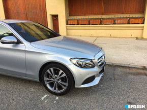 Mercedes Mobile Car Detail