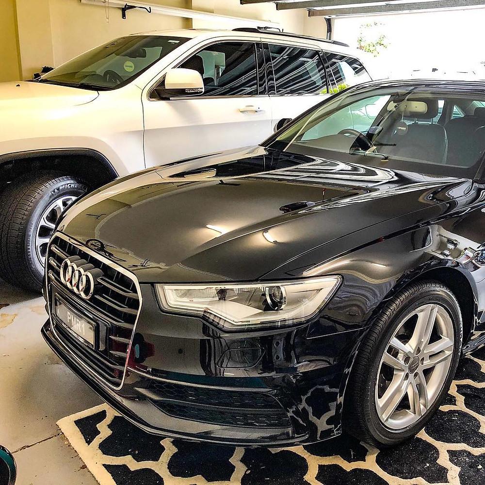 Carcare Melbourne - Audi Detailing
