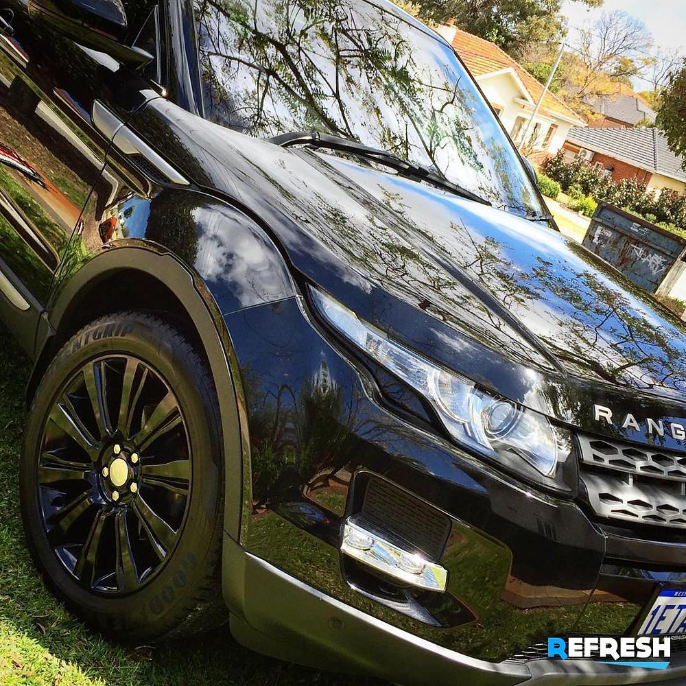 Range Rover Car Wash Karrinyup